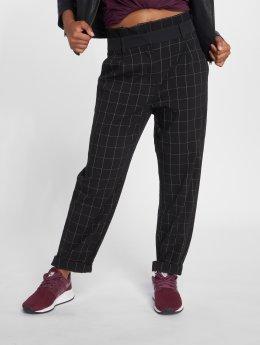 Vero Moda Pantalon chino vmSilje Grace High Waist Loose noir