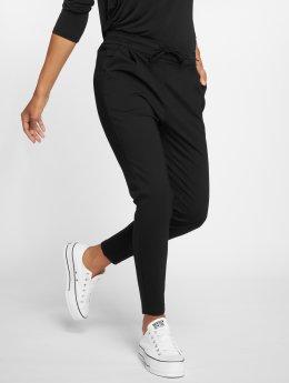 Vero Moda Pantalon chino vmEva Loose String noir