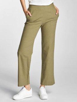 Vero Moda Pantalon chino VMMilo-Citrus vert