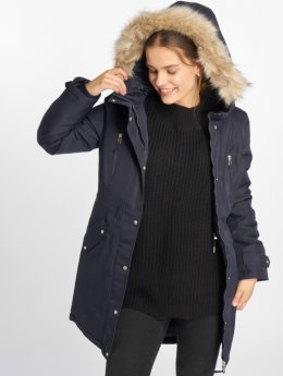 Vero Moda Parka vmTrack Expedition 3/4 bleu