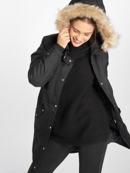 Vero Moda Parka vmTrack Expedition 3/4 noir