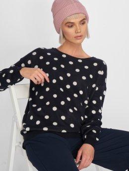 Vero Moda Pullover vmDotty blau