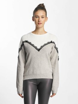 Vero Moda Pullover vmSmilla grau