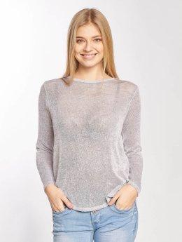 Vero Moda Pullover vmNew Elva grau