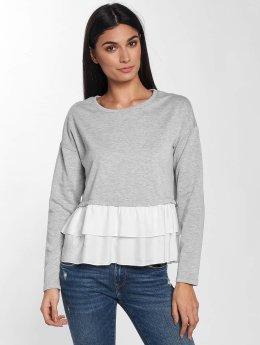 Vero Moda Pullover vmRikke grau