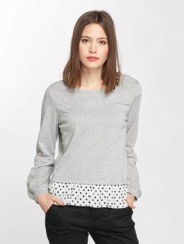 Vero Moda Pullover vmLinit  grau