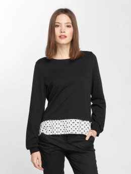 Vero Moda Pullover vmLinit schwarz