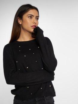Vero Moda Pullover vmSparkle Glory schwarz
