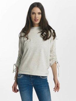 Vero Moda Frauen Pullover vmMacy in weiß