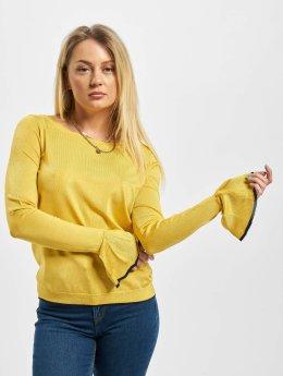 Vero Moda Puserot/Tunikat vmChelsey keltainen