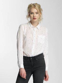 Vero Moda Puserot/Tunikat vmBasa Midi Woven valkoinen