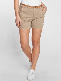 Vero Moda Shorts vmFlame beige