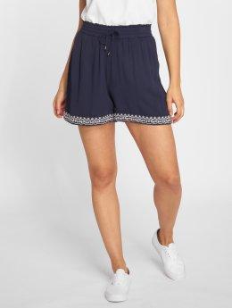 Vero Moda shorts vmHouston blauw