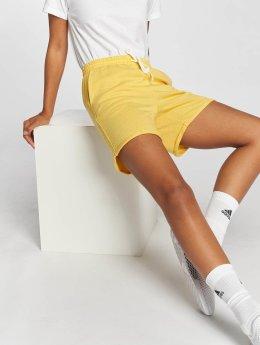 Vero Moda shorts vmBlaire geel