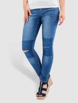 Vero Moda Skinny jeans vmFive blauw