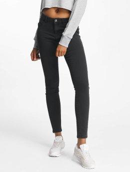 Vero Moda Skinny jeans vmSeven grijs