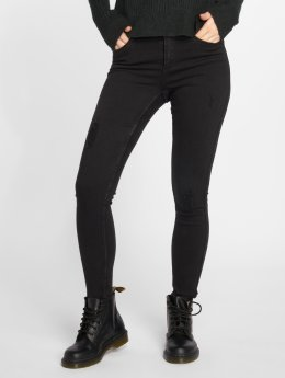 Vero Moda Skinny Jeans vmTeresa schwarz