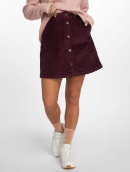 Vero Moda Skirt vmClea A-Shape Corduroy  red