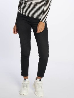 Vero Moda Slim Fit Jeans vmSeven Ankle black