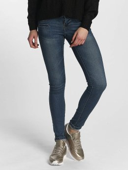 Vero Moda Frauen Slim Fit Jeans vmGamer in blau