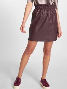 Vero Moda Spódniczki vmRiley czerwony