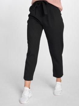 Vero Moda Spodnie wizytowe vmEmily czarny