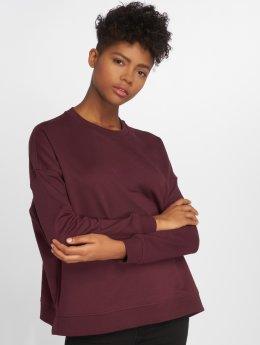 Vero Moda Svetry vmEida Oversize fialový
