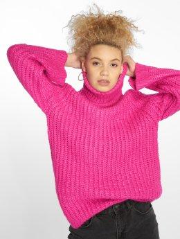 Vero Moda Svetry  vmTabita Pica růžový