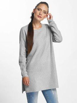 Vero Moda Sweat & Pull vmBrilliant gris