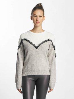 Vero Moda Sweat & Pull vmSmilla gris