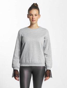 Vero Moda Sweat & Pull vmBessie gris