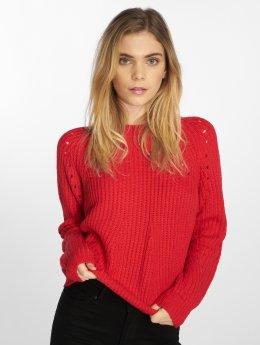 Vero Moda Swetry vmJay Echo czerwony