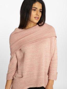 Vero Moda Swetry vmFrancie Copenhagen rózowy
