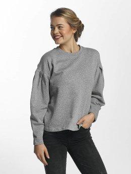 Vero Moda Swetry vmBida szary