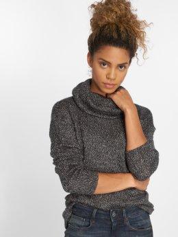 Vero Moda Swetry vmLisa Jive Knit szary