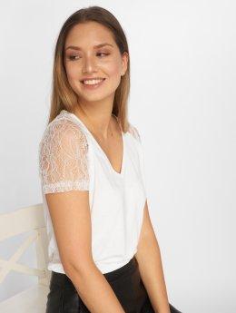 Vero Moda T-Shirt vmTille blanc