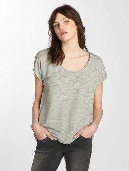 Vero Moda T-Shirt vmCina grau