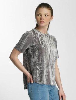 Vero Moda t-shirt vmMaila grijs