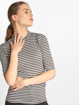 Vero Moda T-Shirt vmEcie 3/4 gris
