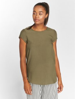 Vero Moda t-shirt vmBoca groen