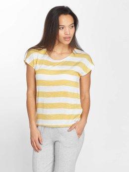 Vero Moda T-Shirt vmWide jaune