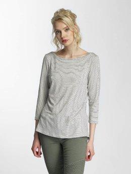 Vero Moda T-Shirt manches longues vmNanny 3/4 Boatneck blanc