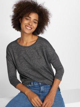 Vero Moda T-Shirt manches longues vmMalena gris