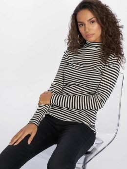 Vero Moda T-Shirt manches longues vmVita noir