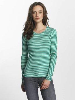 Vero Moda T-Shirt manches longues vmBecca vert