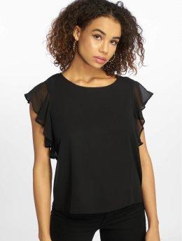 Vero Moda T-Shirt vmBecca Capsl schwarz