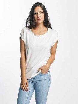 Vero Moda Frauen T-Shirt vmAware Plain in weiß