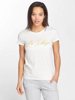 Vero Moda T-Shirt vmLola weiß