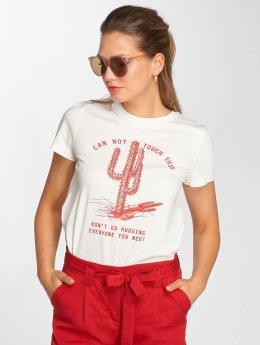 Vero Moda T-Shirt vmWild weiß
