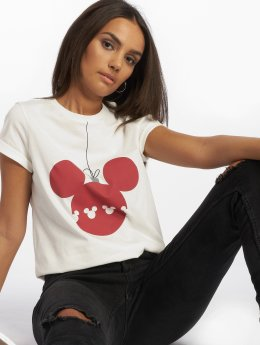 Vero Moda T-Shirt vmMagic Xmas white